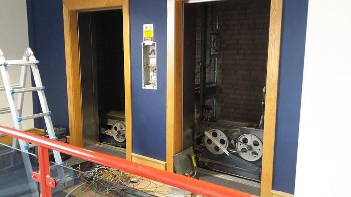 Ремонт лифтового оборудования в Москве