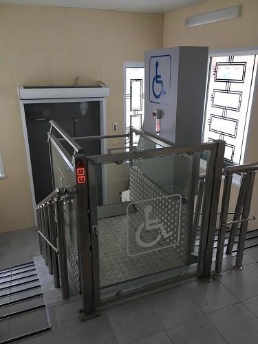 Обслуживание инвалидных подъемников