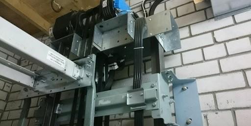 Монтаж лифтового оборудования
