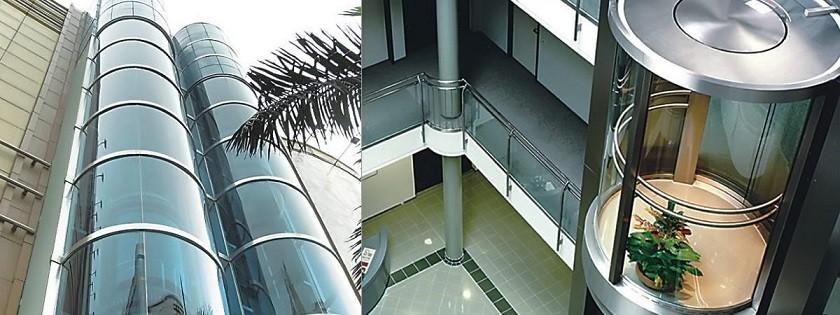 Внутренние и наружные лифты Hyundai