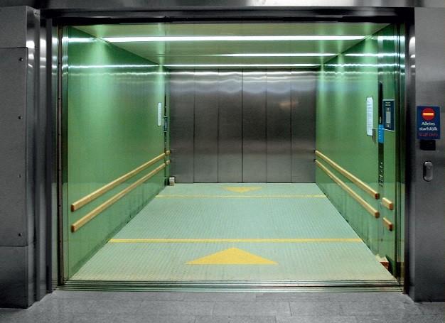 Грузовые лифты Hyundai