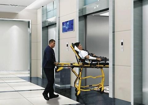 Больничные лифты Hyundai