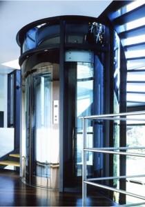 Коттеджный лифт вариант 2